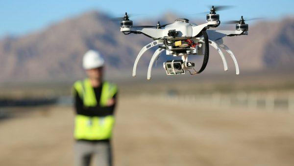 Snemanje z dronom